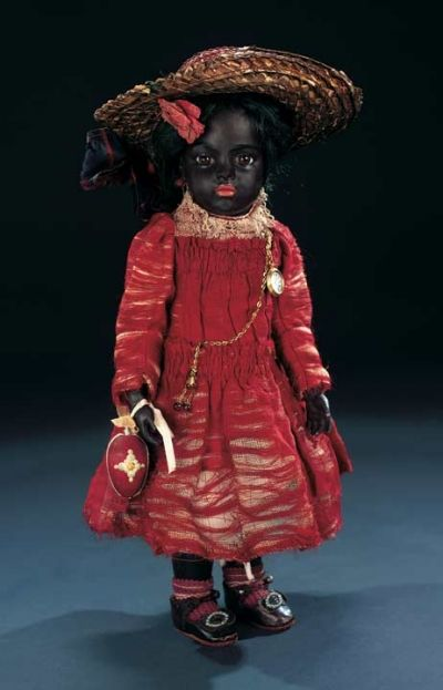 O Fancy What A Jubilee 49 Rare French Black Complexioned Bebe Bru Jne Size 2 With Si Antique Dolls Collectible Dolls Victorian Dolls