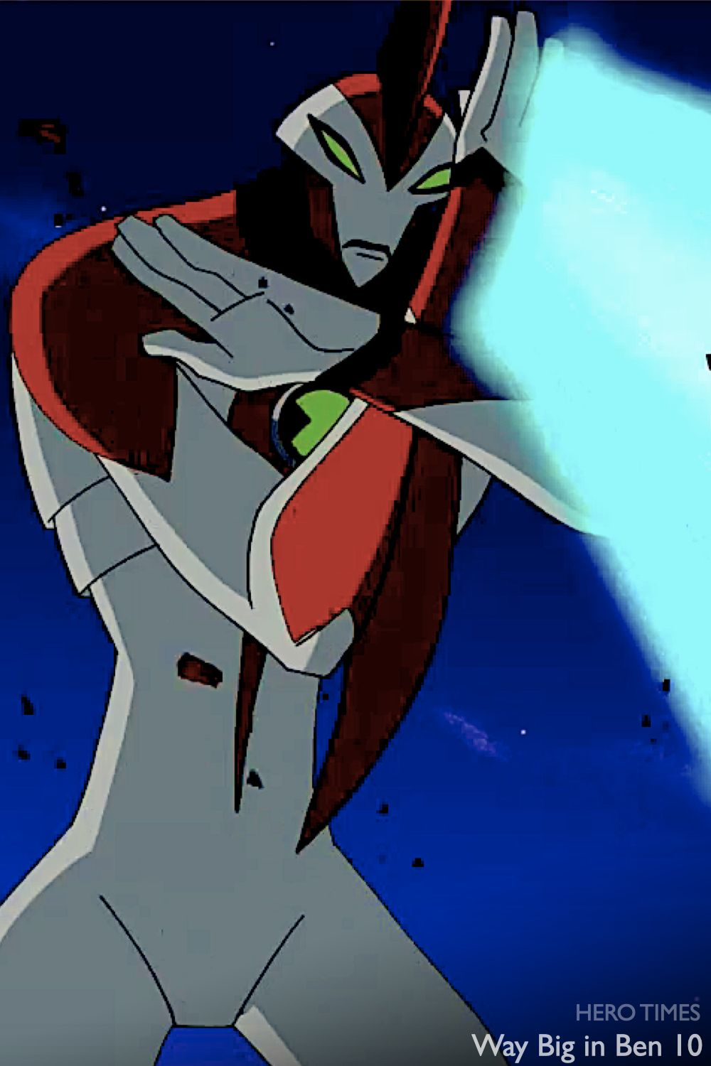 Waybig In Ben 10 Powers Of Way Big Ben 10 In 2020 Ben 10 Ben 10 Ultimate Alien Ben 10 Omniverse He has one red horn on the top of his head. waybig in ben 10 powers of way big