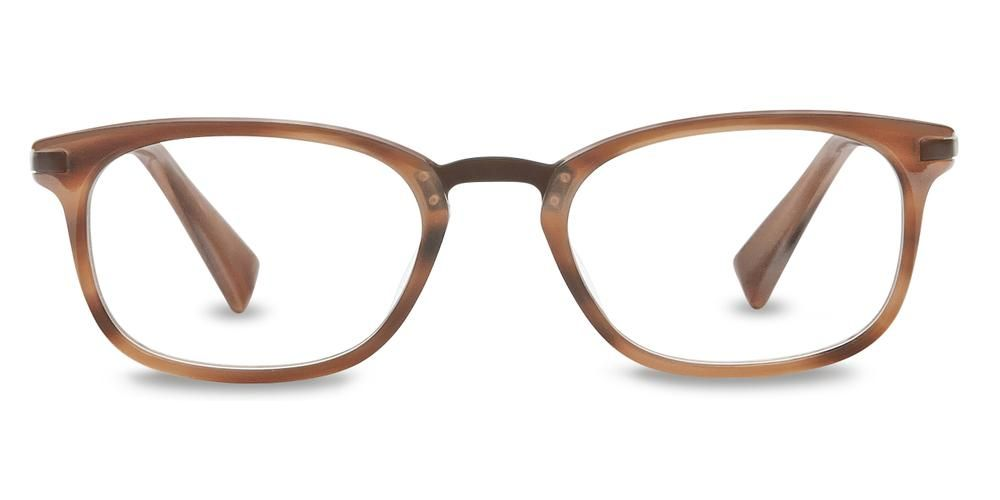 Warby Parker Eyeglasses - Chalmer in Striped Beach $345 with ...