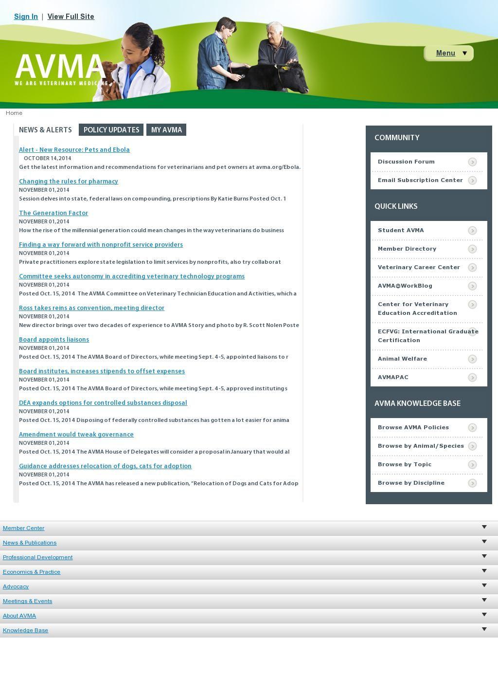 American Veterinary Medical Association Veterinary, Medical