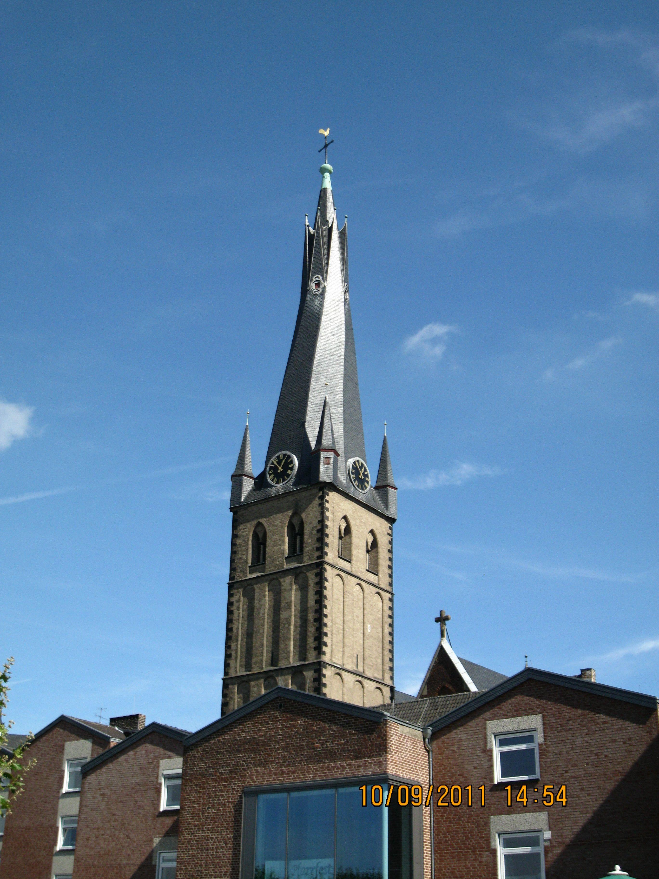 Basilica st lambertus dusseldorf germany d sseldorf d sseldorf - Architekten in dusseldorf ...