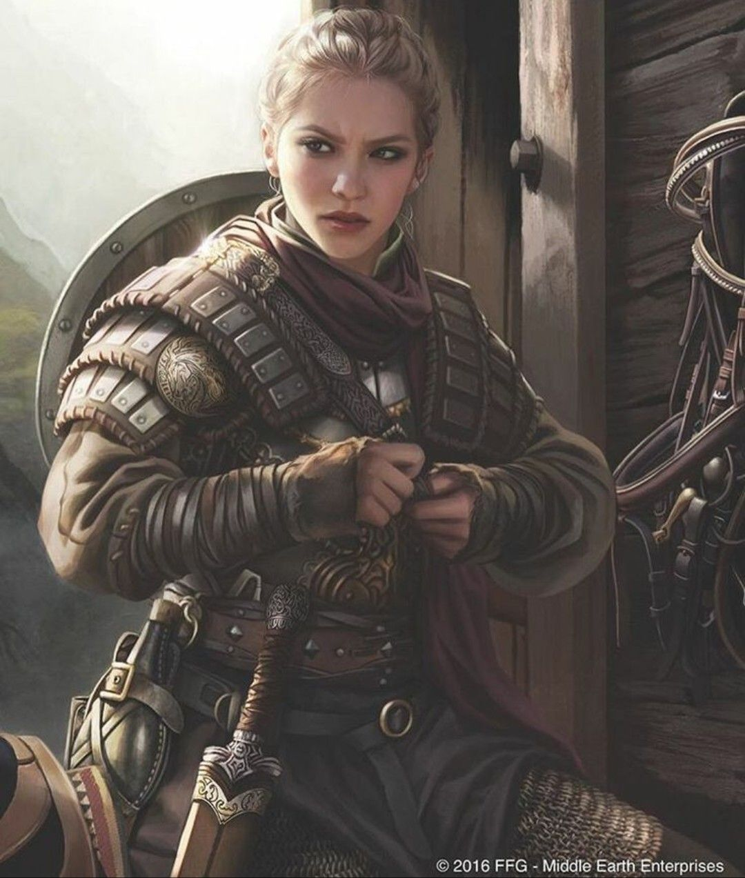 Wallpaper Most Stylish Women Warriors In Digital Arts: Pin By Ray Roles On Character Concepts