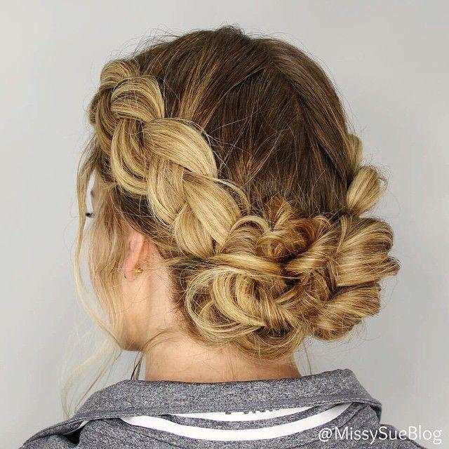 Fettige Haare Mit Diesen Frisuren Kein Problem Beachhairs