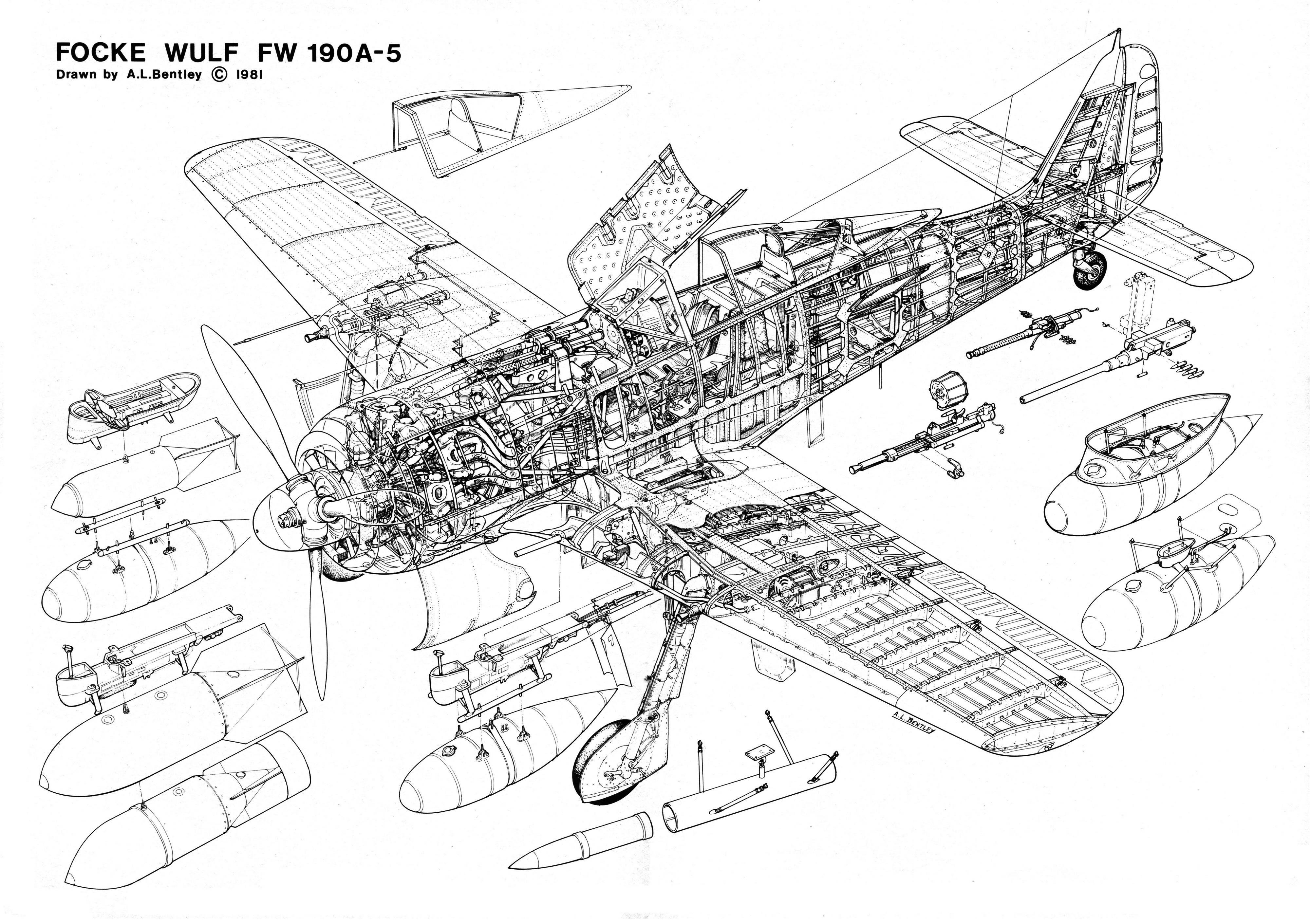 Focke Wulf Fw 190 A 5