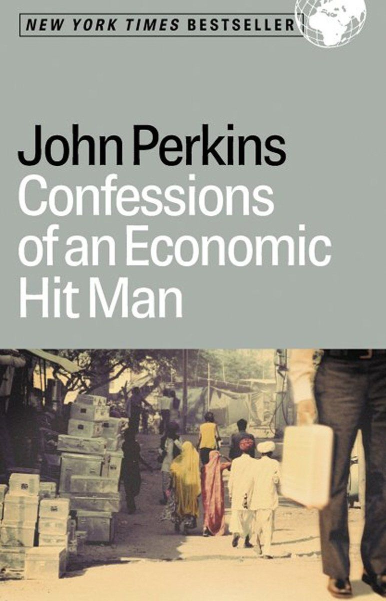 confessions of an economic hit man essay