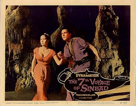7th voyage of sinbad - Google Search