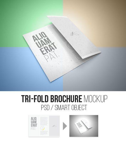 Trifold Brochure Mockup Psd Brochure Mockup Psd Trifold Brochure Brochure Mockup Free