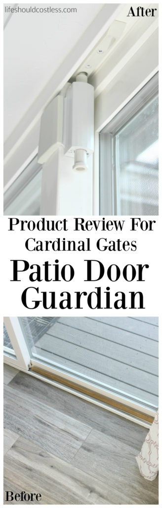 Product Review For Cardinal Gates Patio Door Guardian It S For Sliding Glass Doors Sliding Glass Door Patio Doors Doors