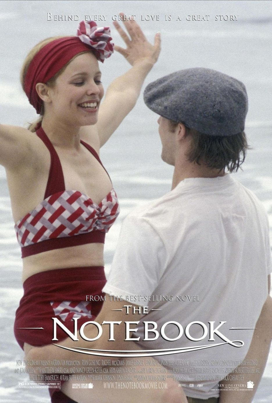 The Notebook 2004  Movie Must-Sees  Movie Couples -7836