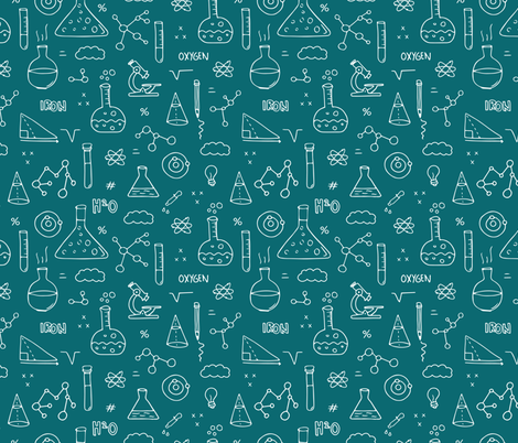 Cool back to school science physics and math class student cool back to school science physics and math class student illustration teal surface design by voltagebd Images