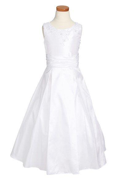 cef91b36e0e5 LAUREN MARIE Communion Dress (Little Girls & Big Girls) available at # Nordstrom