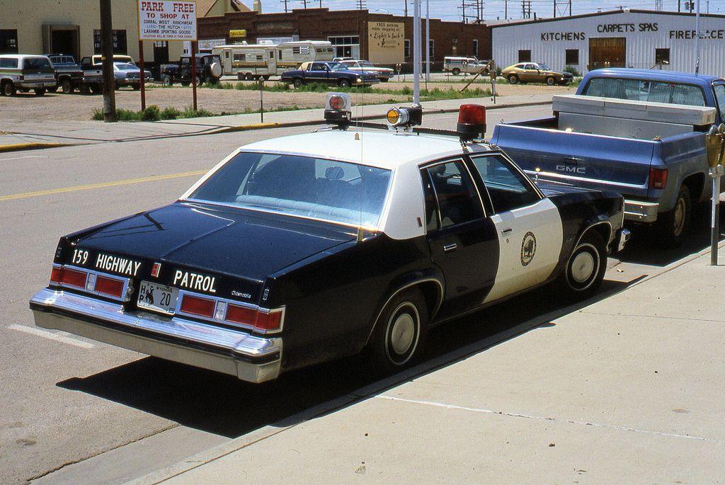 1979 Oldsmobile Delta 88 Police Car | Joe's Motorpool