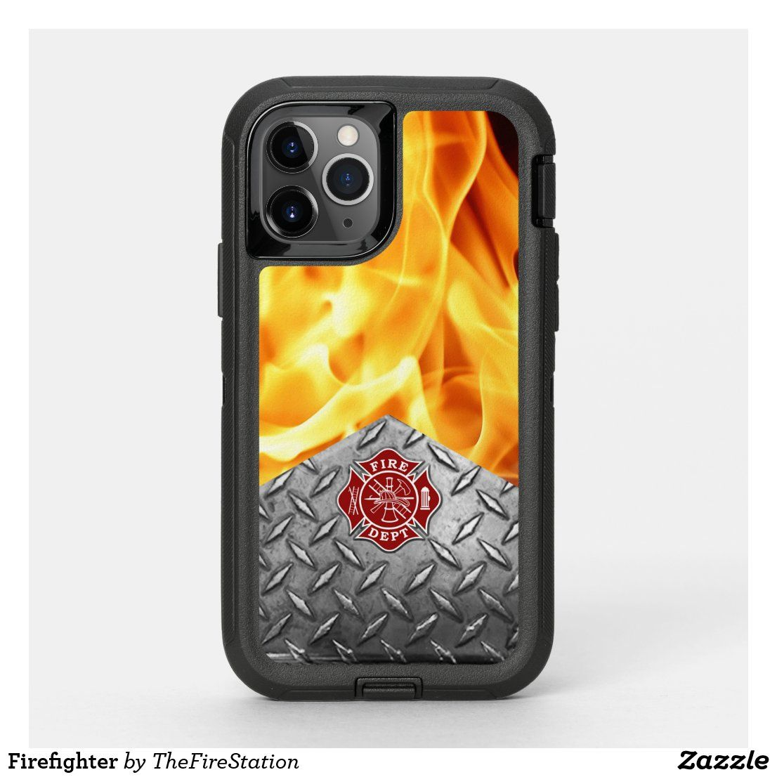 Firefighter otterbox iphone case in 2020