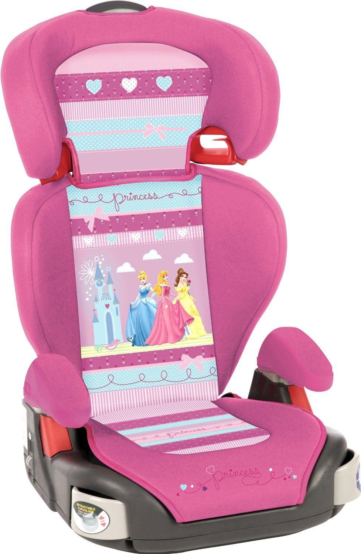 Disney Princess Booster Car Seat - Cool