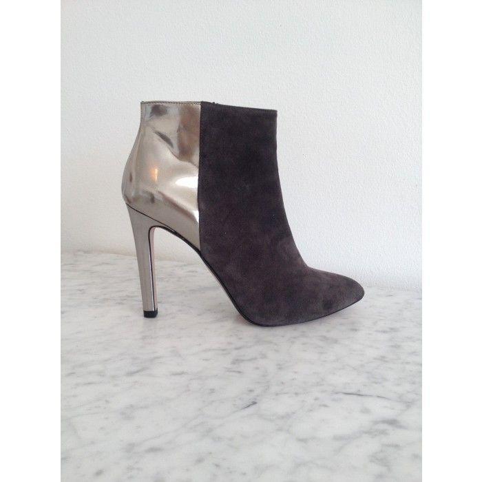 Pura López ankle boots