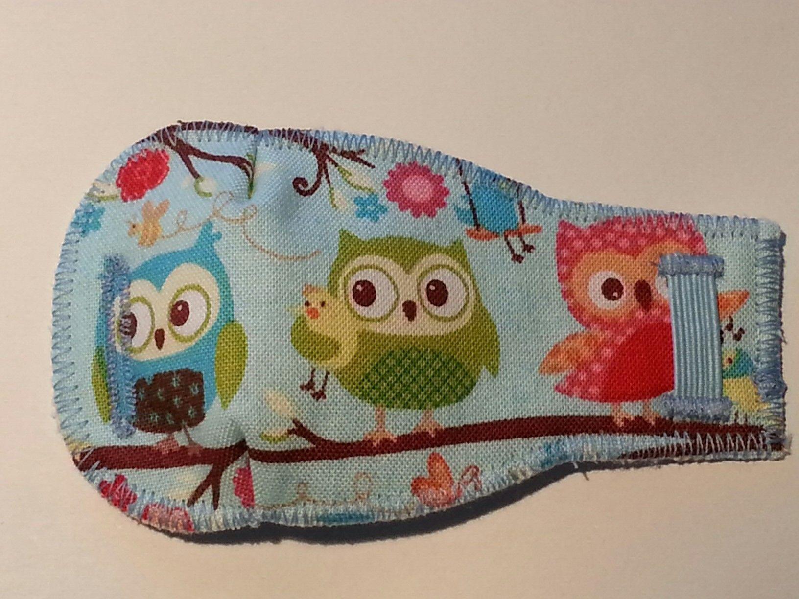 Owls Eye Patch