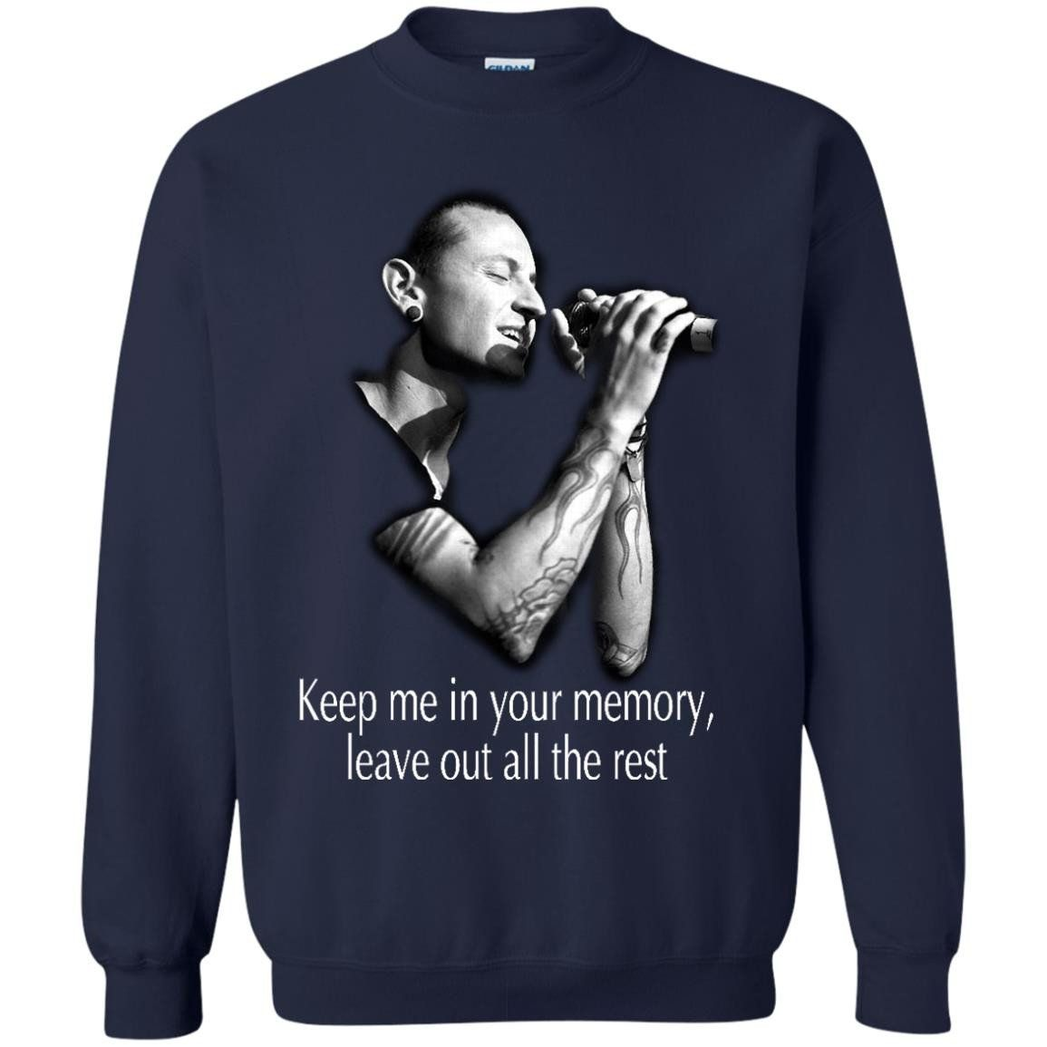 Linkin Park Rock Band Chester Bennington Zip Hoodie Sweatshirt