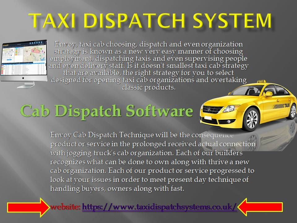 Taxi Management Software in 2020 Taxi cab, Driver app