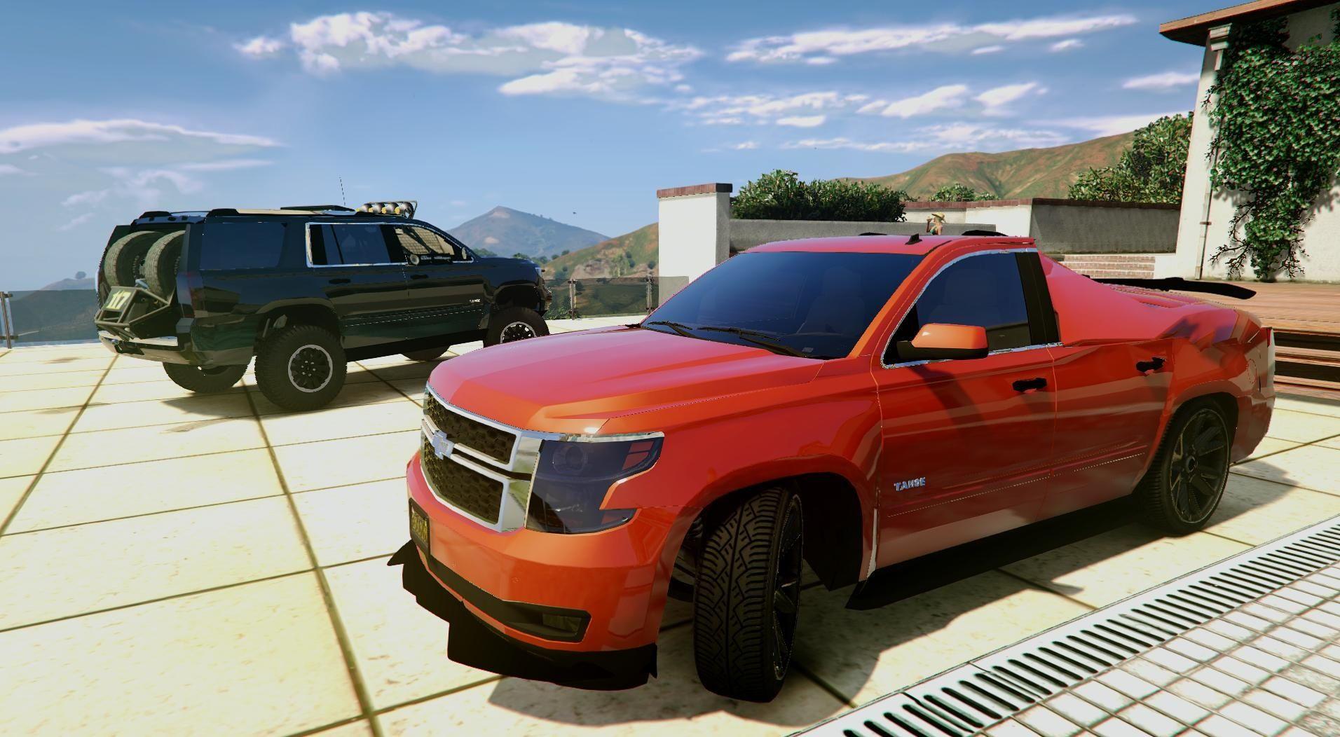 Chevy Sport Truck Chevrolet Tahoe Sport Truck Extras
