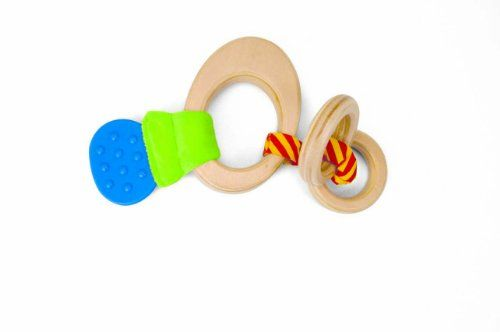 Manhattan Toy Classic and Modern Clicky Clacky Teether $20