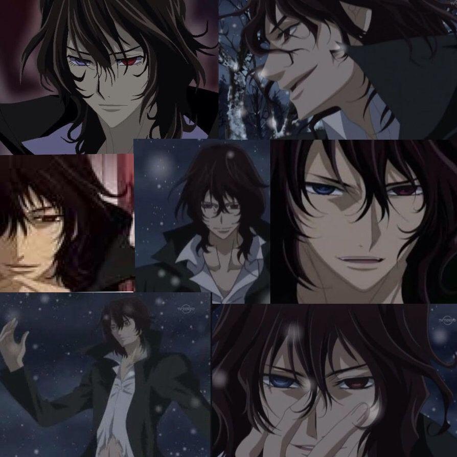 Kuran Rido Vampire Knight Guilty With Images Vampire Knight