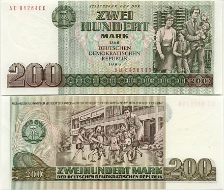 german money this picture is for reference only it may