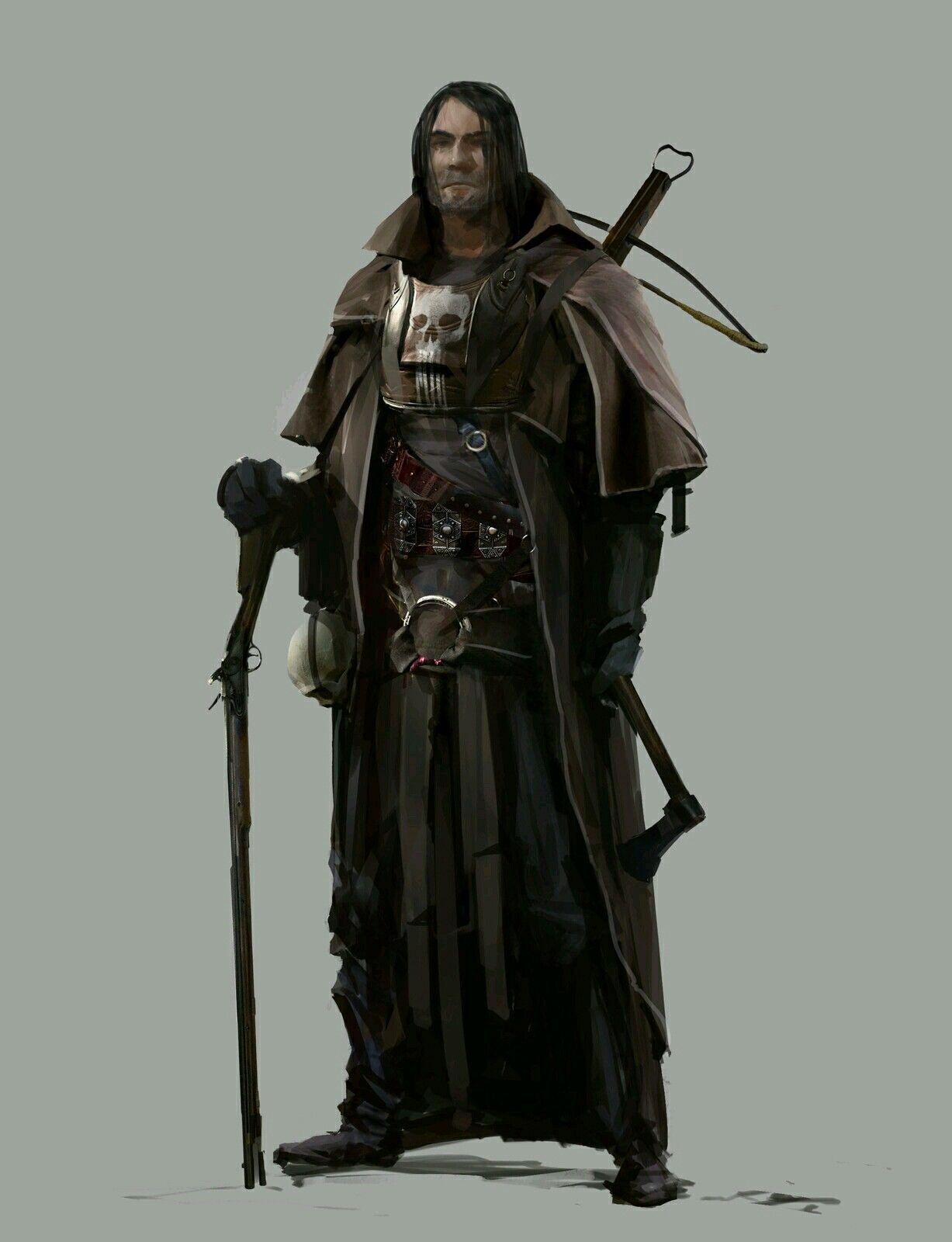 human male wizard ranger dampd characters fantasy