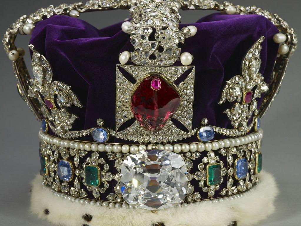 .joyas de la corona de inglaterra