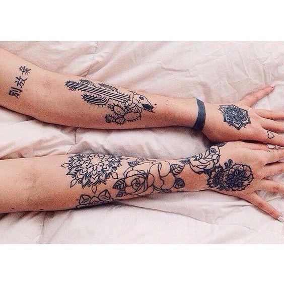 Tatuajes Originales Para Mujer En El Antebrazo Tatuajes