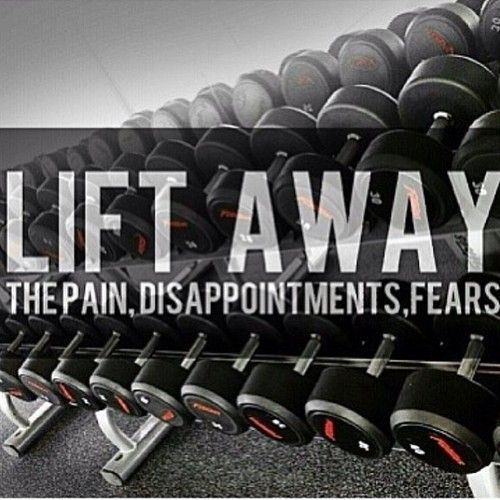 #inspiration #motivation #fitness #workout #quote #lift #away #log #inLog in Lift awayLift away