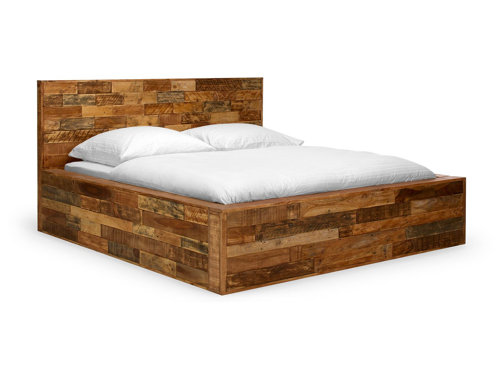 Bett Mayari 180x200 | Betten, Holzarbeiten und Möbel