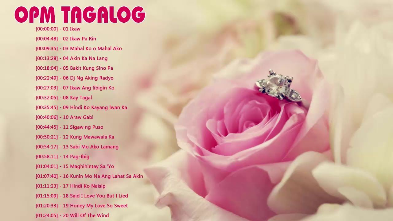 Pamatay Puso Hugot Love Songs Collection 2018 Top Opm Tagalog Love