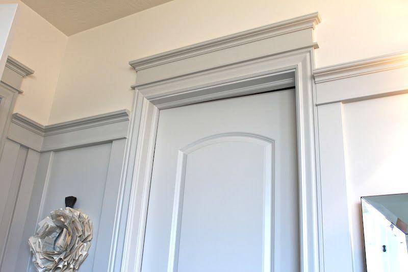 Gentil Door Trim Molding ~ Add Header To Existing Molding