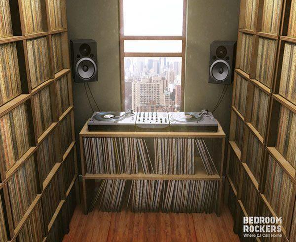 Listening Room for Vinyl