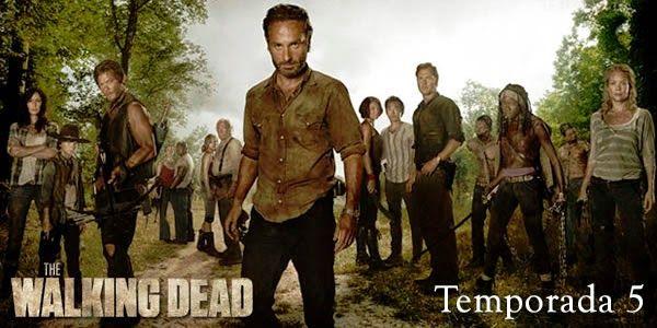 Ver The Walking Dead Temporada 5 Capitulos Completos The Walking