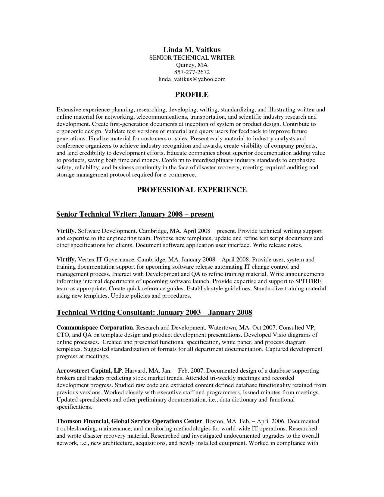 Resume Writing Examples Resume Writers Best Templatewriting A Resume Cover Letter Examples
