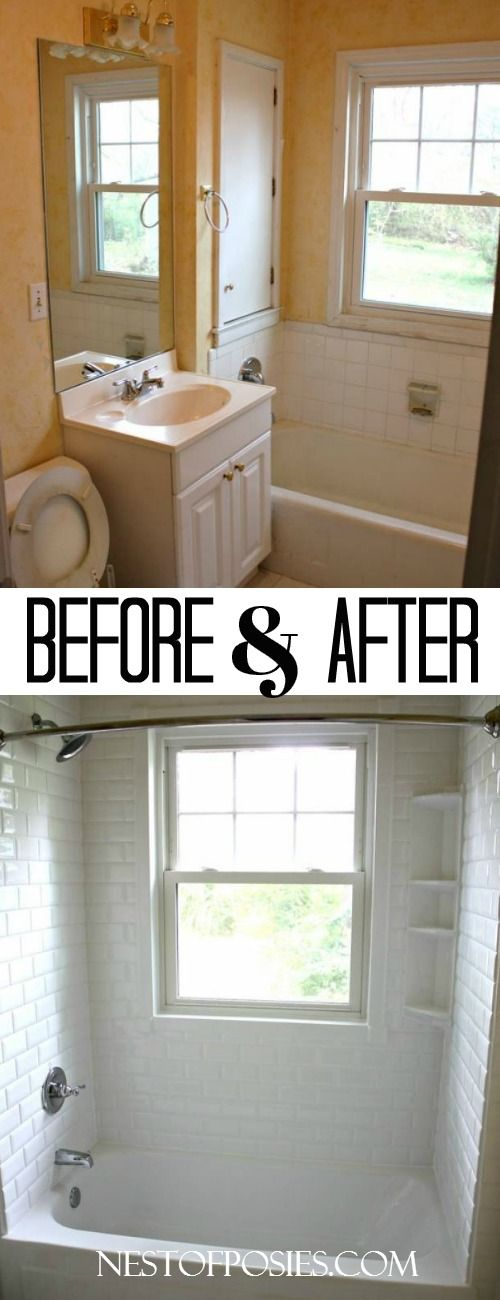 Our first home improvement project in our new home best - Renovating a bathroom what to do first ...