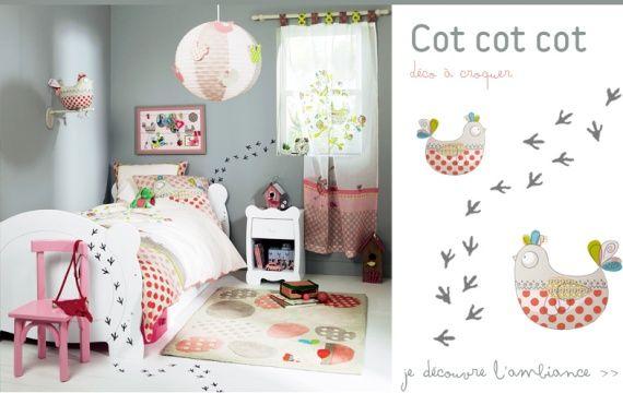 Kinderzimmer Vertbaudet ~ Chambre vertbaudet project girl room room