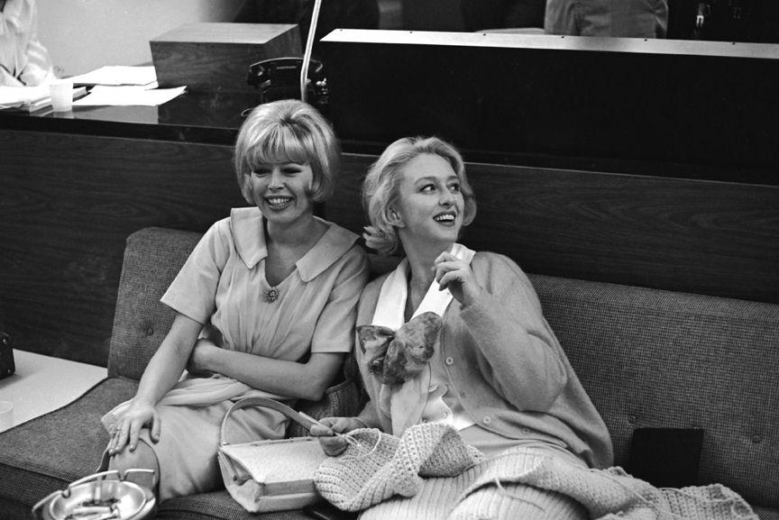 Barbara Ruick and Celeste Holm #masterworksbroadway ...