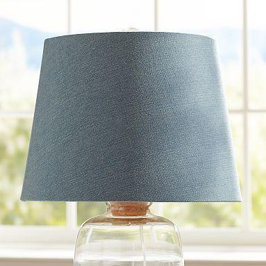 Denim Lamp Shade #pbteen