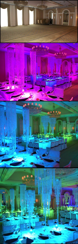 Orlando Decorator Will Travel Beautiful Light Up Led