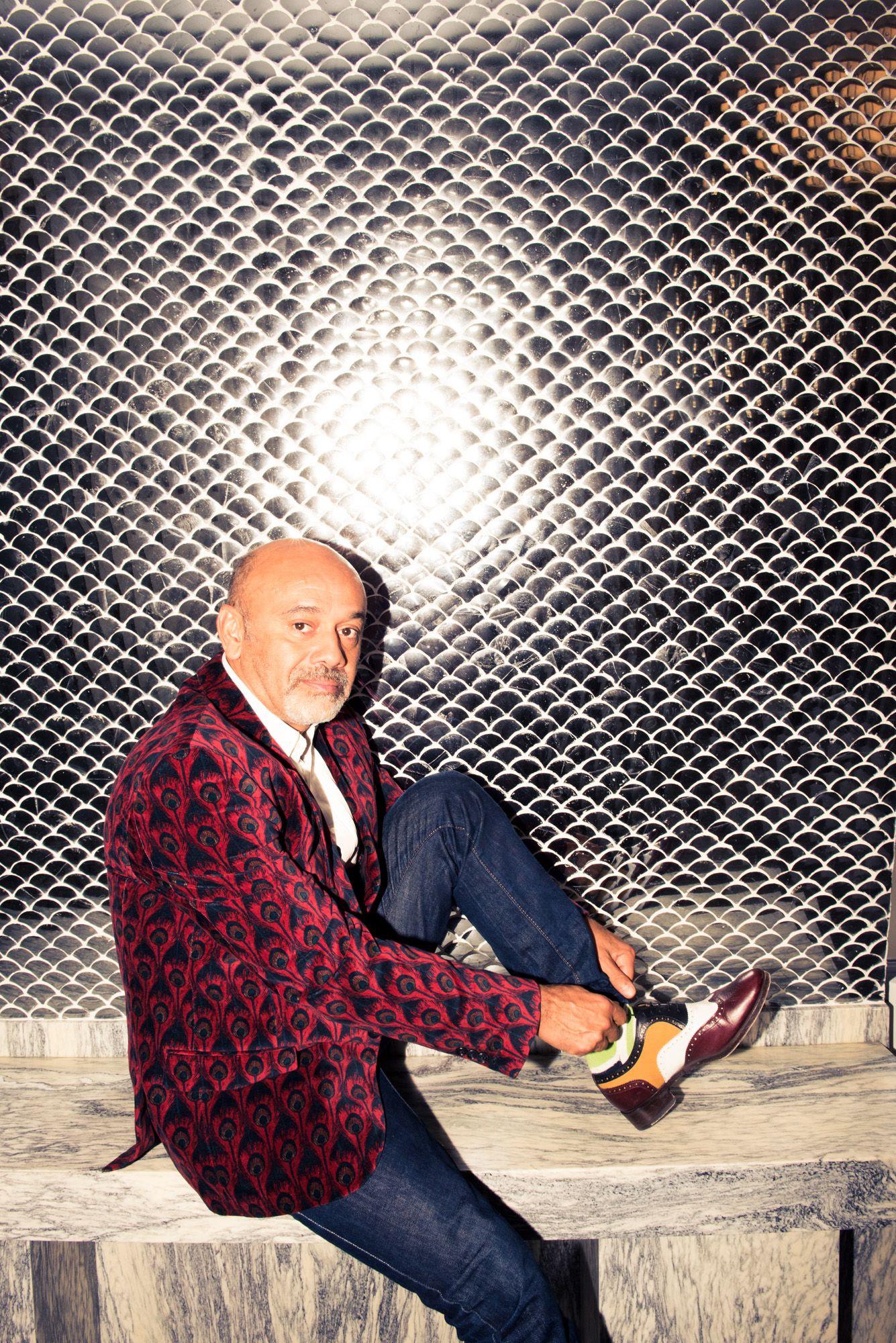 244a6748a6f Christian Louboutin Let Us Inside His Paris Apartment for Coveteur s Book.  Christian Louboutin-36