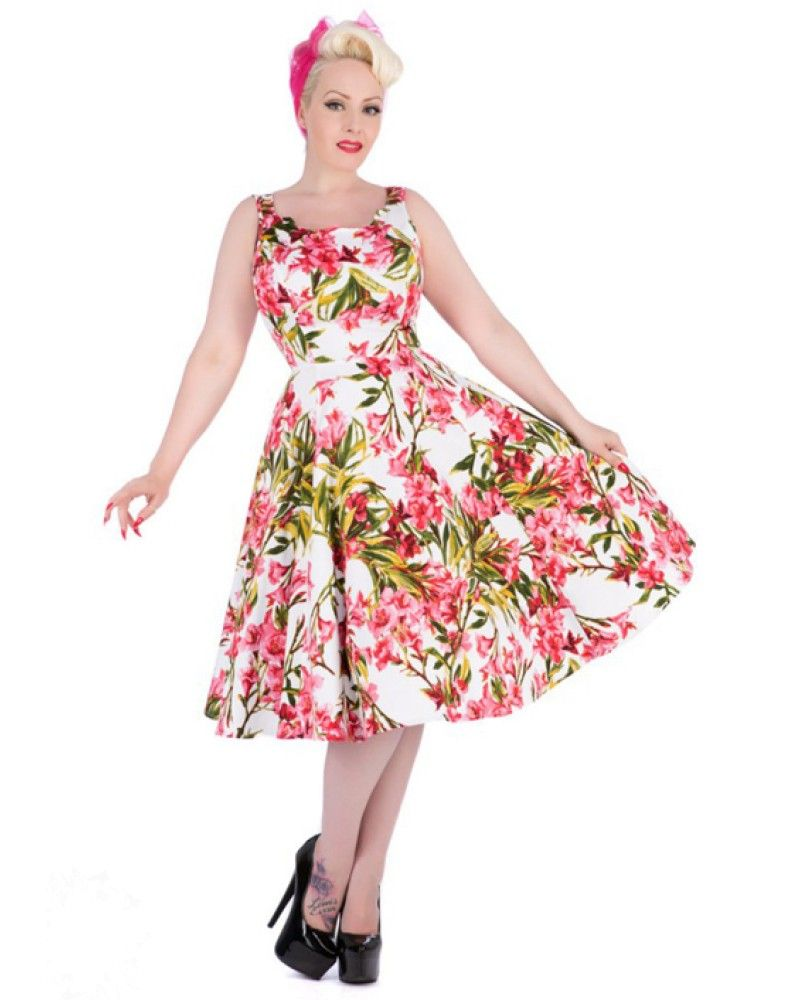 Hearts and Roses | Honolulu Dress - Tragic Beautiful buy online from ...