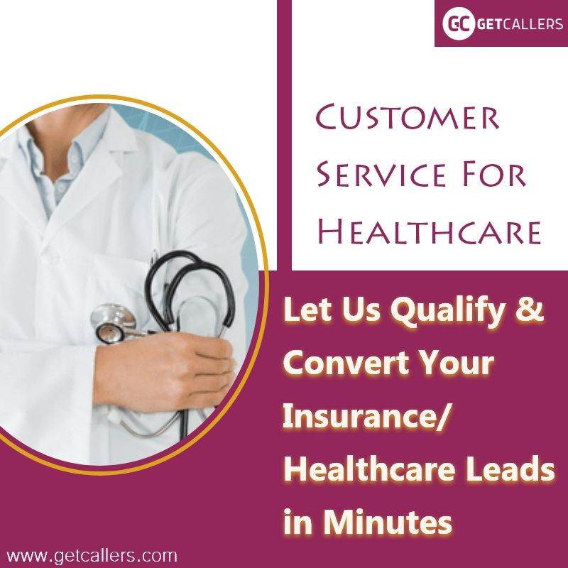 Getcallers customer service for healthcare delivers a