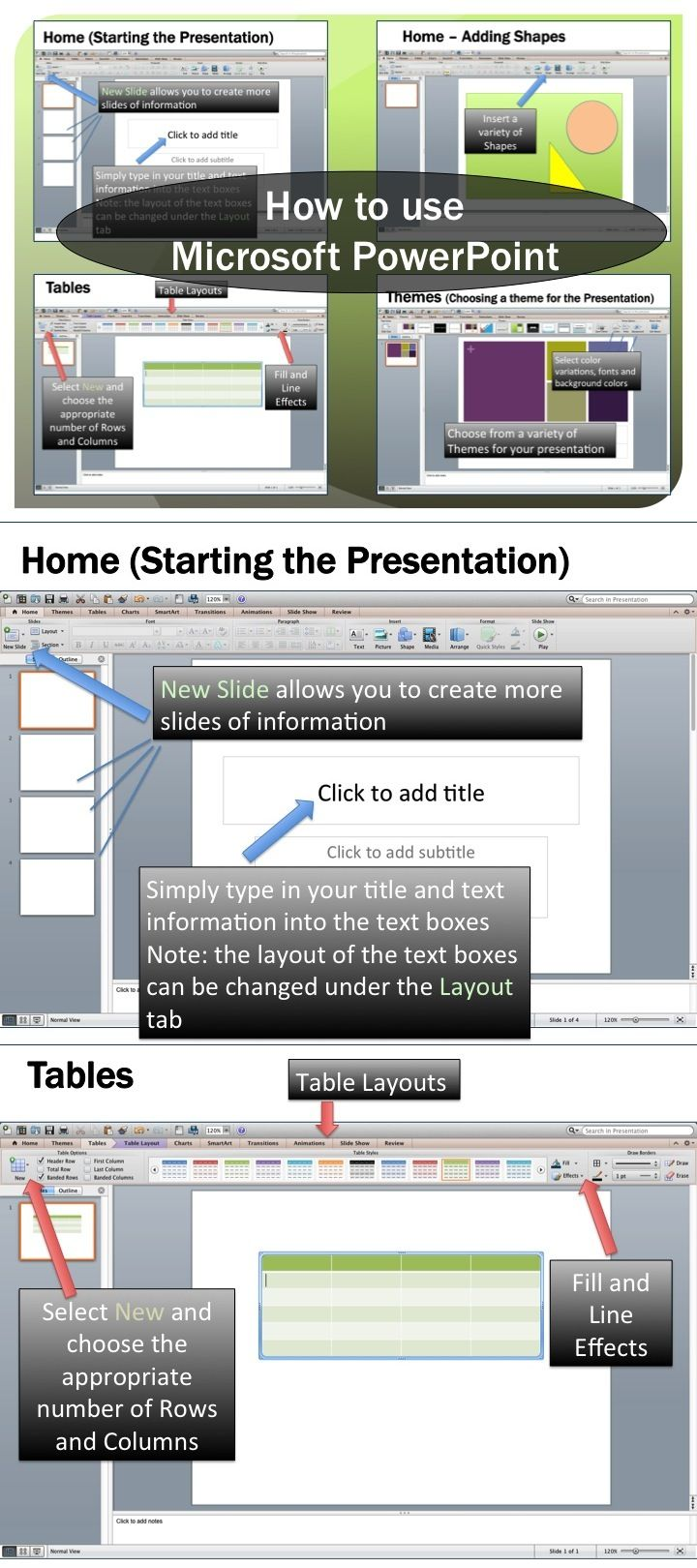 Microsoft Powerpoint 2010 Lesson Activities Pinterest Text