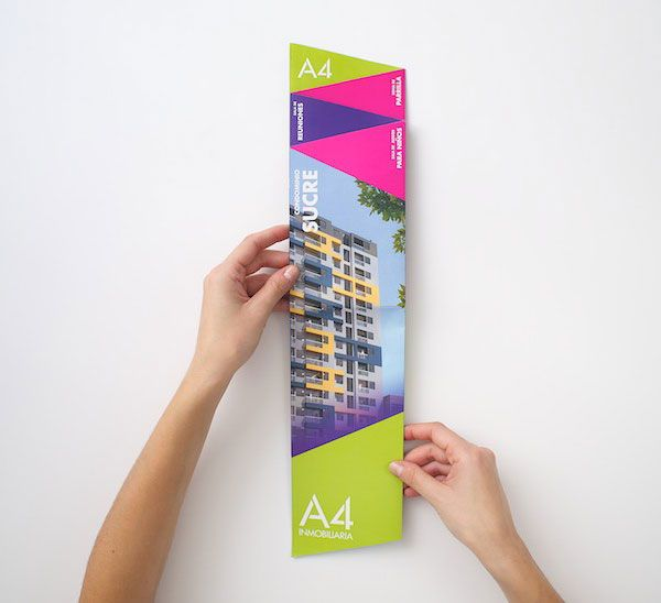 Brochure-design-for-real-estate-company-2 | Graphic Design ...