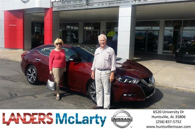 Landers McLarty Nissan Customer Review Theyvfound me the