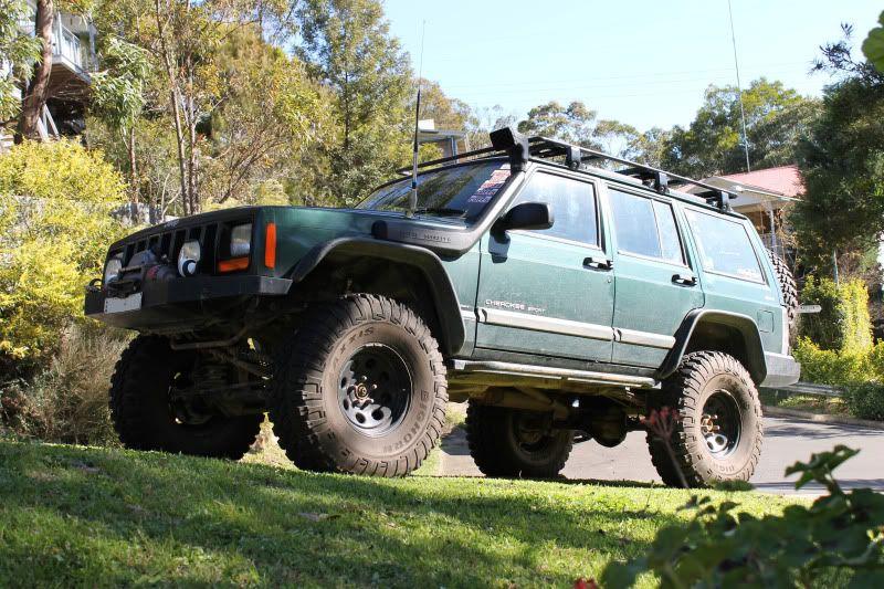 Jeep Cherokee Xj Mood Rear Led Work Light 100 130w Headlights