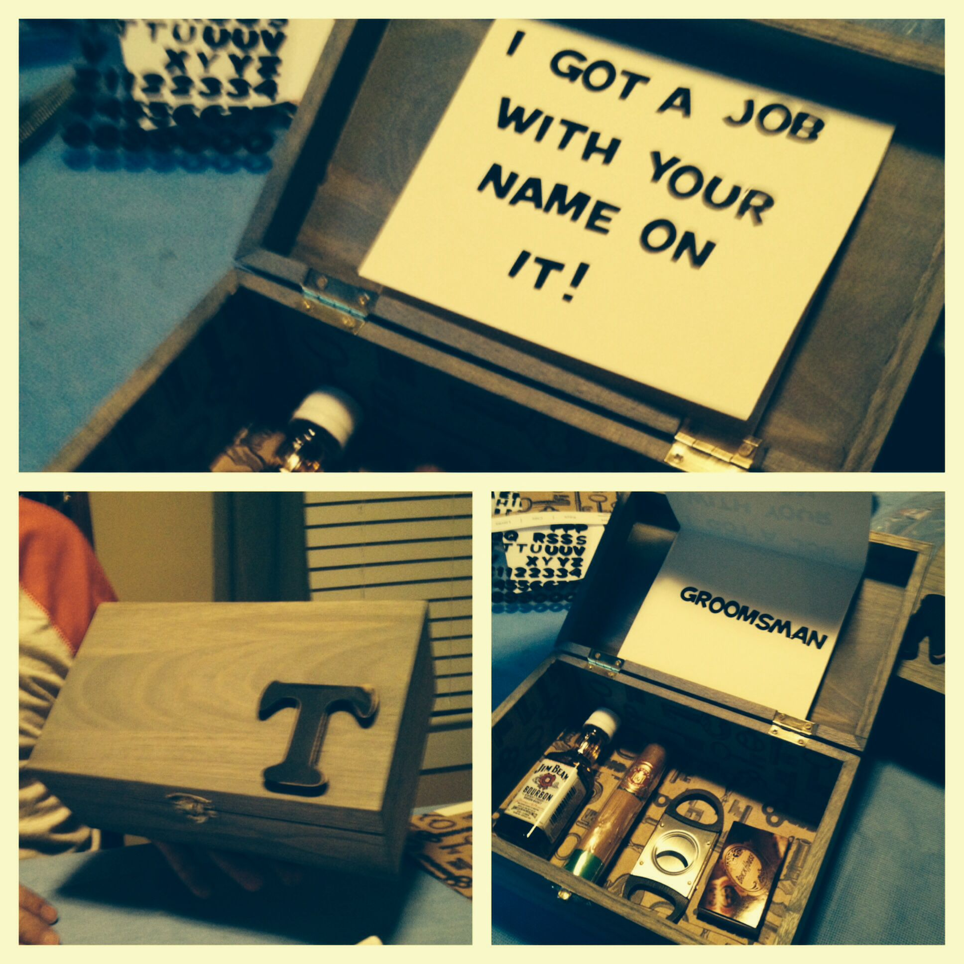 Ways To Ask Groomsmen Think Of Clever Way Pertaining The Groom