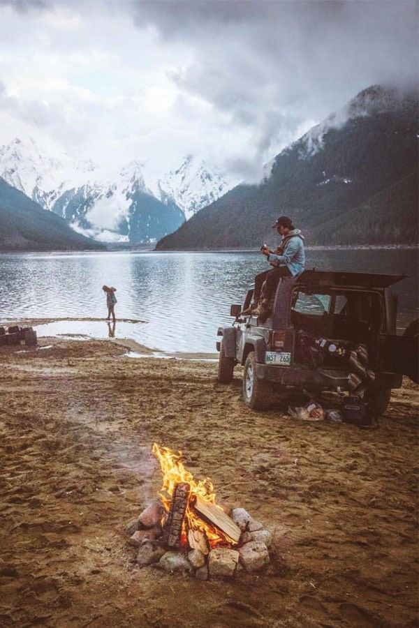 24 Camp Vibe Setups To Inspire Your Next Adventure – Deluxe Timber